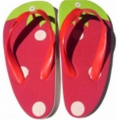 Slippers Strawberry