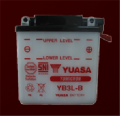 Motorcycles battery