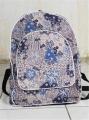 Backpack Batik Flower