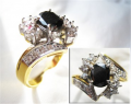 Ring Black Diamond