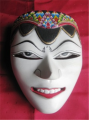 Goddess Mask Sekartaji