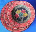 Plate Set Batik