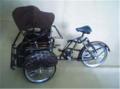 Pedicab Miniature