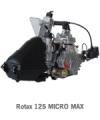Rotax 125 Micro Max Kart Engine