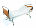 Hospital bed TSN 001 A Lux (Back Rest / 1 Crank)