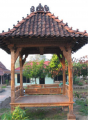Gazebo Carved
