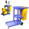 Janitor Cart  cleaning service