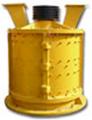 Vertical shaft crusher