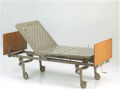 Manual bed