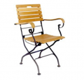 Folding Arm Chair Chicago