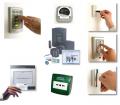 Access card door control