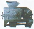 Single roll crusher