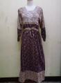 Dress Mature Cotton