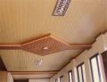 Wood polymer panel