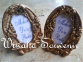 Picture Frames Oval