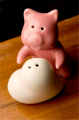 Salt and Pepper Shaker Pig Love