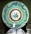 Ceramic plates 19 Antique
