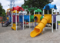 Outdoor Playground System