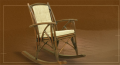 Rocking Chair  Greco