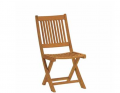 Folding side chair Ascot