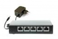 Router Indoor RB450 Level 5 OS Mikrotik