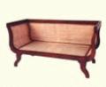 Java Rattan Sofa