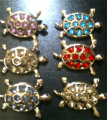 Brooch Turtles
