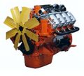 Power Generation Engine Scania