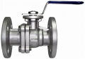 Ball Valve With Flange Ends