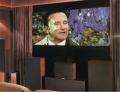 Ultimate Deluxe Fixed Tensioned Projection Screen