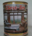 Varnish Gloss-Tex