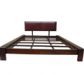Bed Leather  Ginevera