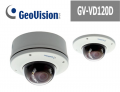 Vandal Proof IP Dome Camera GV-VD120D