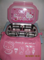 Lunch Box Hello kitty Stainless Steel