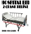 Hospital Bed 2 Crank Deluxe