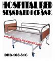Hospital Bed 1 Crank Standard