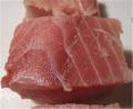 Shark meat