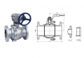 Ball Valve Floating Class 150-300