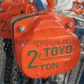 Chain Block Toyo