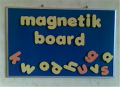 Magnetic Alphabet and Board