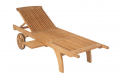 Lounger With Tray
