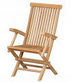 Folding Arm Chair Classic