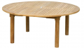 Round Fixed Table