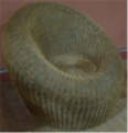 Rattan Chair Muffin