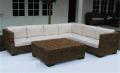 Sofa Abaca Set Dimitri