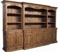 Hutch Bookcase Break Delphinia