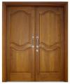 Curved Panel Door