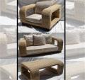 Wicker furniture Bona
