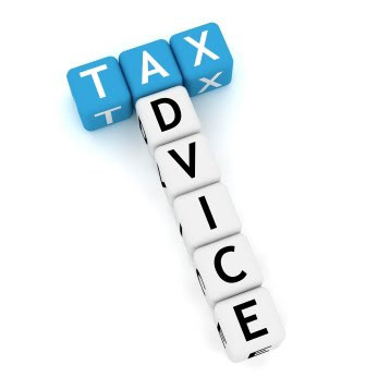 Order Tax advice