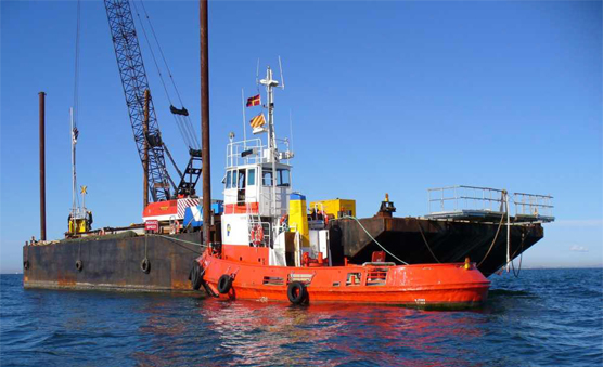 Order Barging services